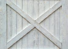 Planches peintes vieux par bois pour le fond images libres de droits