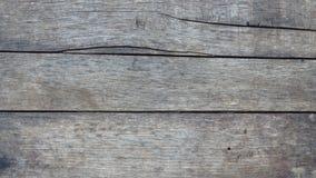 Planches rayées de vieux plancher Vintage Grey Timber image stock