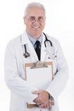 Planchette aînée de fixation de docteur Photo libre de droits