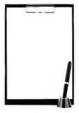 Planchette de bureau Image stock