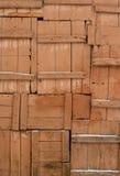 plancia del reticolo del hoar Fotografie Stock