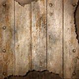 Plancia di legno Immagini Stock Libere da Diritti