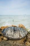 Plancia di legno fotografie stock libere da diritti