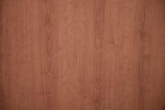 Plancia di legno dello scrittorio da usare come fondo Immagini Stock
