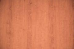 Plancia di legno dello scrittorio da usare come fondo Fotografia Stock