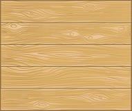 Plancia di legno di vettore Immagine Stock Libera da Diritti