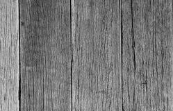 Plancia di legno esposta all'aria Fotografia Stock Libera da Diritti