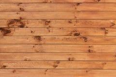 Plancia di legno trattata Immagini Stock