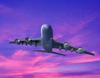 The  plane Stock Photos