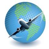Plane Stock Illustration