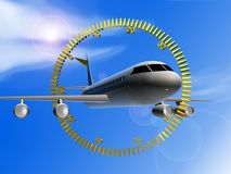 Plane Stock Photography