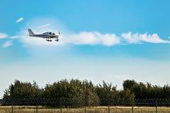 Plane-aug27 obraz royalty free