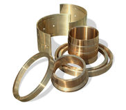 Plane bearings Stock Images