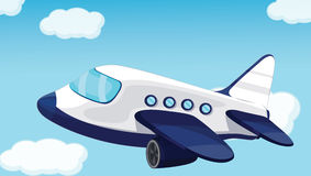 Plane Royalty Free Stock Photo