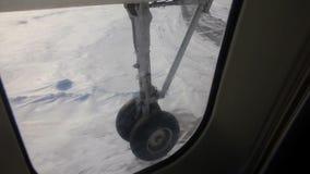 Plane gear stock video