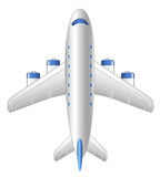 Plane icon vector. Plane icon  travel vector illustration Royalty Free Stock Photos