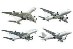 Plane isolated Royalty Free Stock Photo