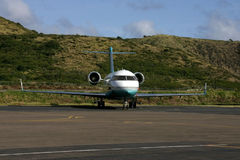 Free Plane / Jet On The Tarmac Ready For Flight Stock Photography - 16589152