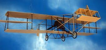 Plane model Royalty Free Stock Image