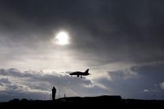 Plane Spotter Stock Photography
