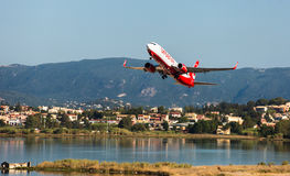 Plane spotting Royalty Free Stock Photography