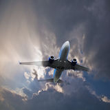 Plane. Royalty Free Stock Photography
