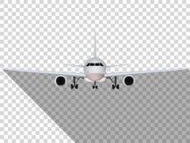 Plane ,Plane on the transparent background,concept of plane, illustration. vector illustration