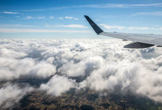 Plane view Royalty Free Stock Images