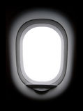 Plane window Stock Photos