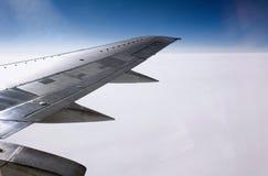 Plane Wing Stock Image
