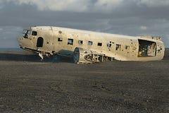 Plane wreck Royalty Free Stock Photos