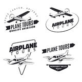 Plane4x4_2 Stock Photography