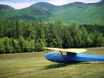 Planeador en New Hampshire Fotos de archivo