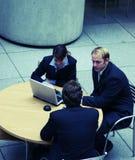 Planeamento de negócio Foto de Stock Royalty Free