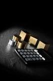 Planeamento fiscal Imagem de Stock