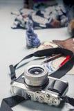 Planeamiento del viaje Imágenes de archivo libres de regalías