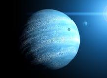 Planeet vector illustratie