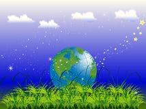 Planeet. Stock Afbeeldingen
