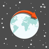 Planeet Royalty-vrije Stock Afbeelding