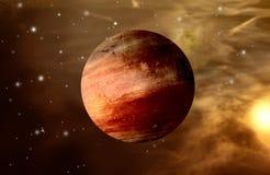 Planeet royalty-vrije stock afbeeldingen