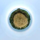 Planeet de aarde Royalty-vrije Stock Foto