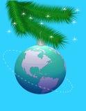 Planeet de Aarde Royalty-vrije Stock Afbeelding