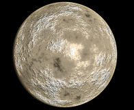 Planeet Mercury Royalty-vrije Stock Foto