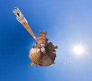 Planeet Siena Stock Fotografie