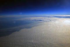 Planeetoppervlakte Stock Fotografie
