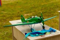 Planer model Royalty-vrije Stock Afbeeldingen