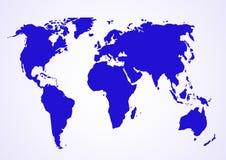 planera världen Royaltyfria Foton