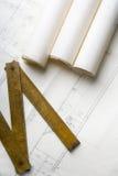 Planes Imagen de archivo libre de regalías