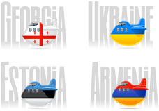 Planes Stock Images