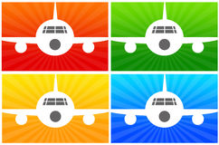 Planes Stock Photography
